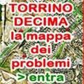 La mappa interattiva dei problemi di Torrino e Decima. Entra e clicca sui segnali !
