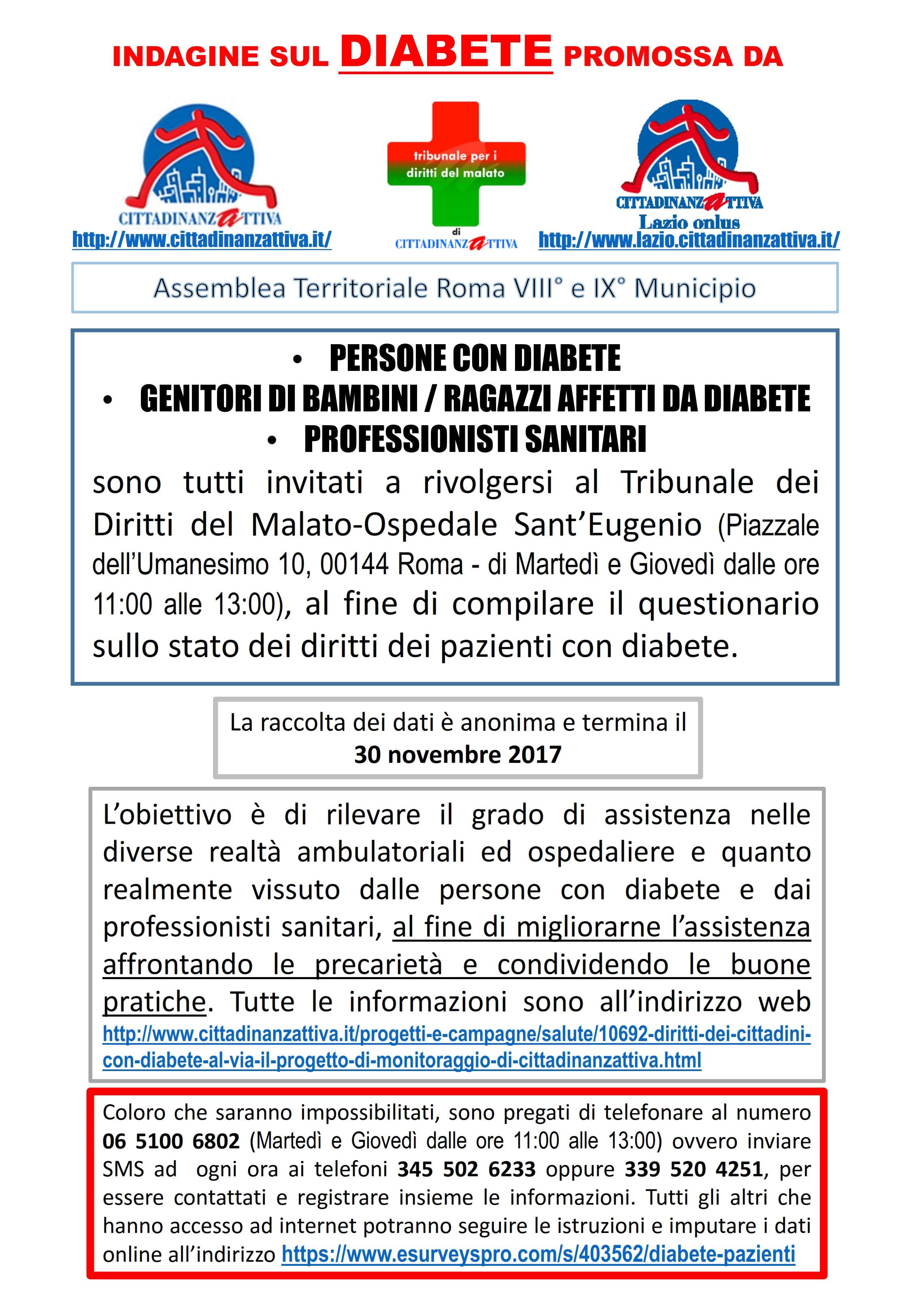 20171107 - Locandina Monitorare Diabete_001